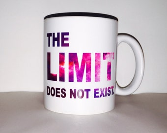 The Limit Does Not Exist Mean Girls Inspired Mug