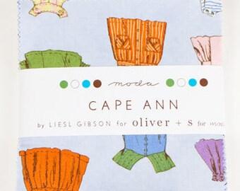 Moda Cape Ann Charm Pack