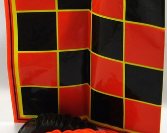 Two Large Checkers Game Sets / Party Favor / Party Supplies / Games