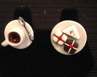 Tea & Cookies Rings