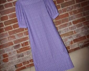Berkatex Vintage Lilac Dress