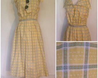 Summer Picnic Dress