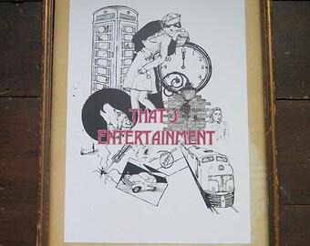 That's Entertainment Print