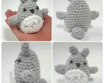 Amigurumi Totoro - Made to order