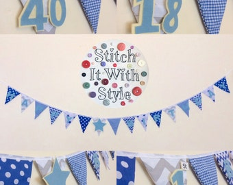 Birthday Bunting - for all the years!