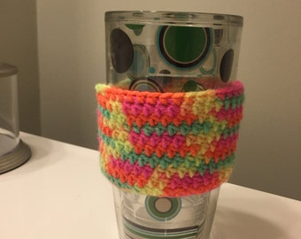 Coffee cup or tumbler cozys