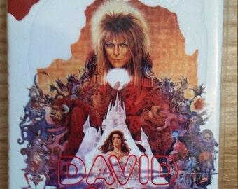 Labyrinth soundtrack cassette David Bowie Indonesia rare Jim Henson muppets