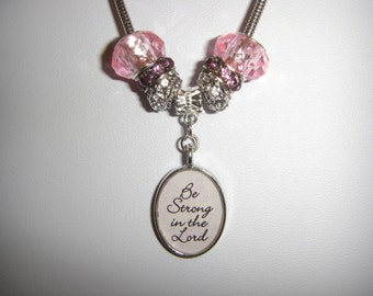 Necklace: Pick COLOR and CHARM