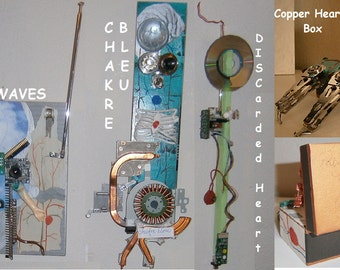 Computer Parts Hearts