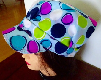 Train Hat with Bubbles!