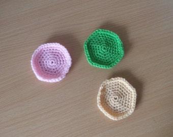 Simple Round Coaster
