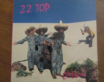 ZZ Top - El Loco - 1981 Vinyl LP