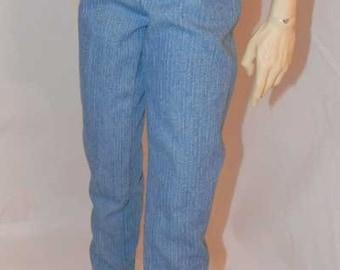 BJD SD Clothes Classic 5-Pocket Jeans