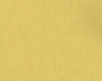 Euro Sham, Ruffled, Solid Corn Yellow