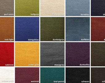 Natural - 100% natural fibre Linen