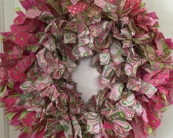 Organizational Wreath