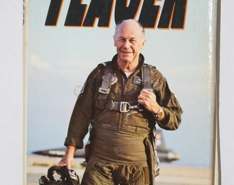 Yeager - Autobiography of Chuck Yeager - Hardback with Dust Jacket - 1985