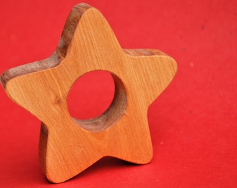 Teether toy (Star)