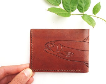 Bifold Trout Wallet