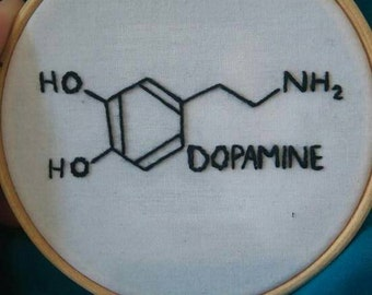 Dopamine in a 4 inch hoop