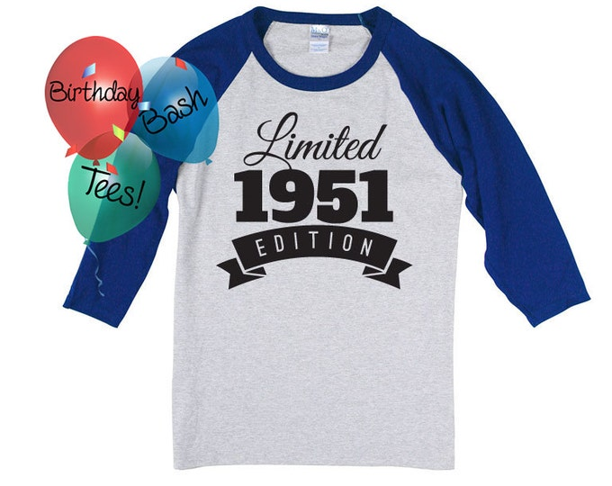 66th Birthday Gift For Men And Women Idea Limited Edition Celebration 66 Year Old