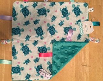 TaggieTale Baby Blankets