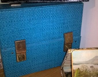 Retro cassette case