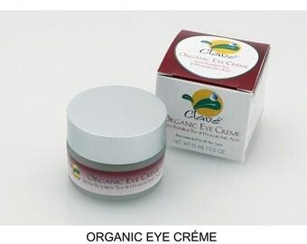 Clavé Organic Eye Créme