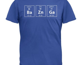Bazinga Periodic Table T-Shirt