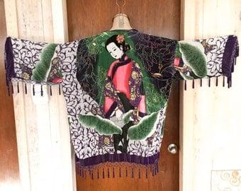Kimono/Beaded Duster