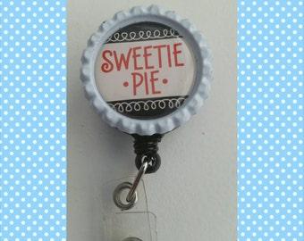 Sweetie Pie badgeholder
