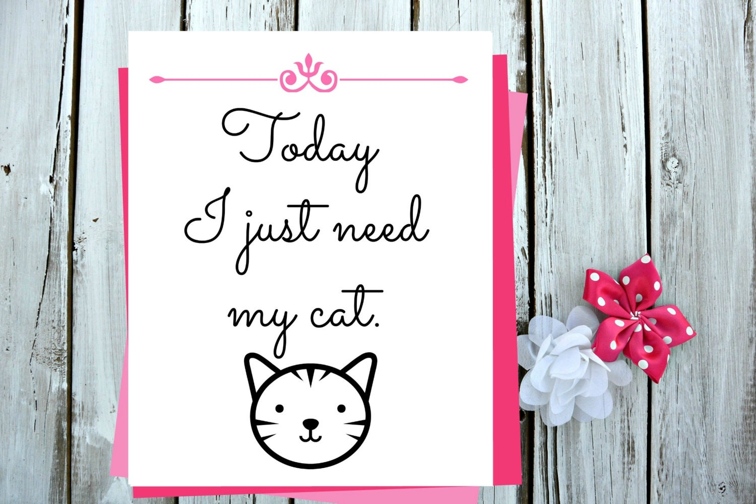 Sale today i just need my cat wall art printable for I need art for my walls