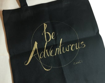 Be adventurous, small tote