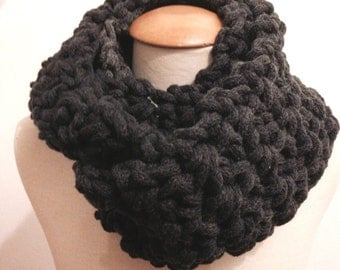 Large mixed Snood mesh