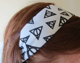 Deathly Hallows Headband