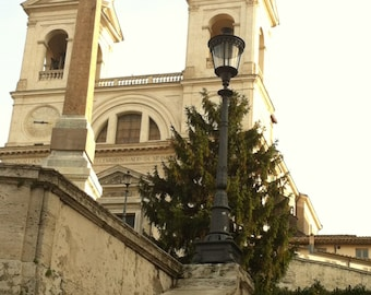 Rome #2089 - The Spanish Steps, Rome, Italy