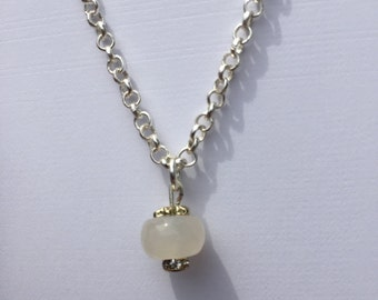 Pendent necklace 18 inch chain