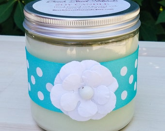 16 oz. Soy Candle - Fresh Cut Grass Scent