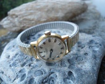 Junghans watch, Vintage watch, German watch, Ladies Watch, Retro watch, mechanical watch, Vintage ladies watch, collectible watch