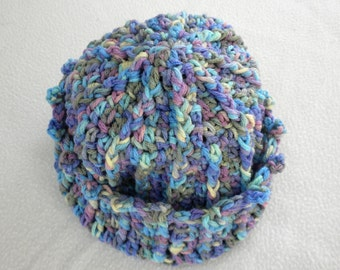 Crocheted Monet Hat
