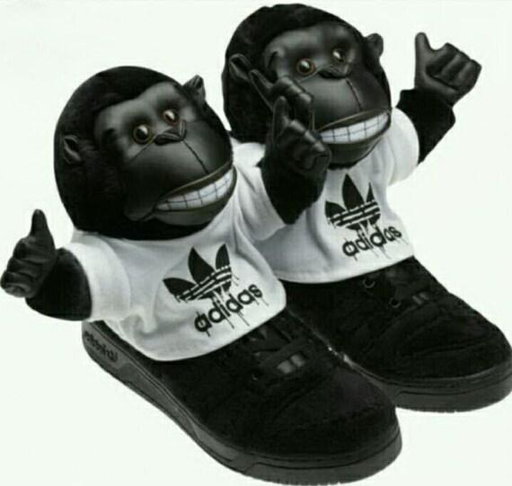 ed78920ae89b durable modeling NEW Adidas Originals Jeremy Scott Instinct Hi by  90shiphopfashion