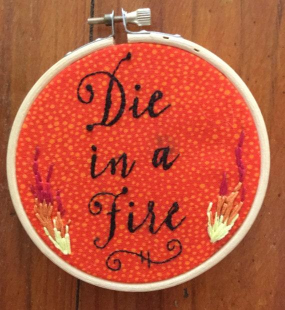 Die in a f*cking Fire