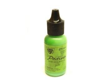 Ranger Vintaj patina 15ml bottle jade jadegrün Green