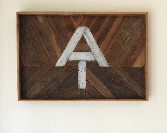 wood lath art - APPALACHIAN TRAIL