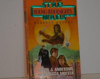 Star Wars Young Jedi Knights Darkest Knight