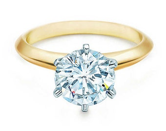 The ring of rings, as he has been called, is increasingly brighter ring 1.01 CT