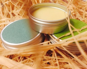 Peppermint & Cocoa Butter Lip Balm