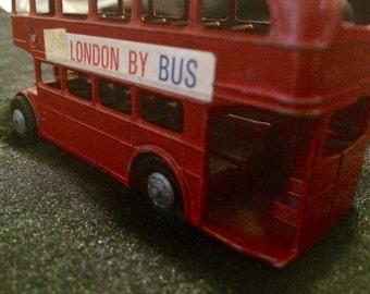 Antique Lonestar 1259 Route Master Doubledecker bus