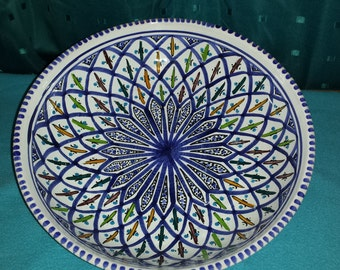 North African handmade