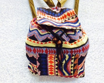 Picnic bags from cotton fabric